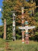Totem poles!